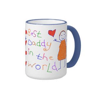 Le meilleur papa au monde tasse à café