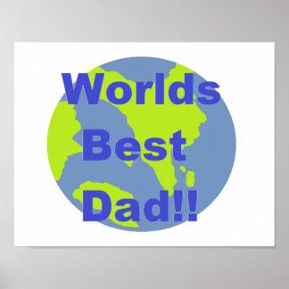 Le meilleur papa des mondes poster