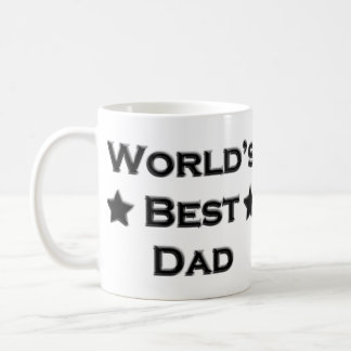 Le meilleur papa du monde tasse