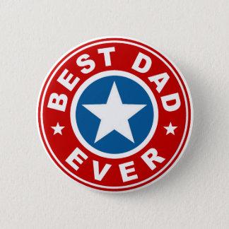 Le meilleur papa jamais badge