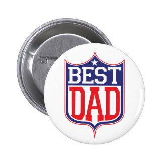 Le meilleur papa jamais badges