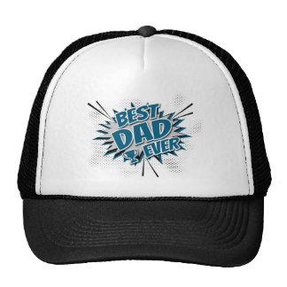 Le meilleur papa jamais casquette