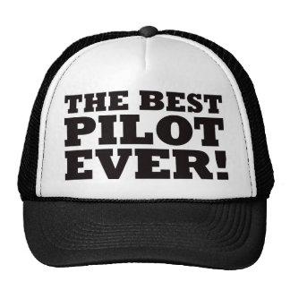 Le meilleur pilote jamais casquette