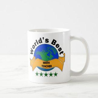 Le meilleur professeur de maths du monde mug