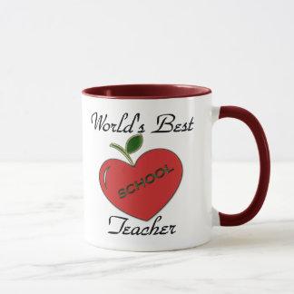 Le meilleur professeur du monde tasse