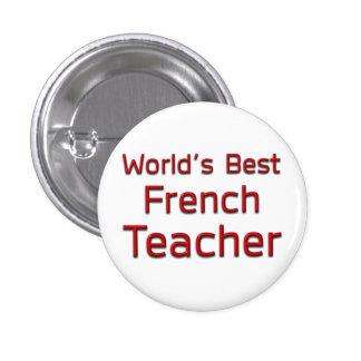 Le meilleur professeur français du monde badge