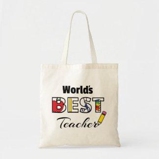 Le meilleur sac de budget du professeur du monde