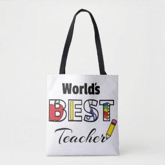 Le meilleur sac du professeur du monde