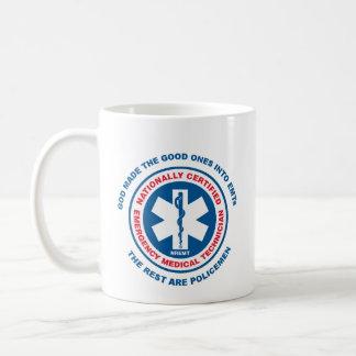Le meilleur sont EMTs, le repos sont des policiers Mug