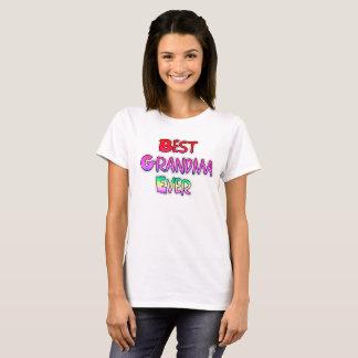 Le meilleur T-shirt de grand-maman jamais