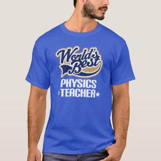 Le meilleur T-shirt de professeur de la physique
