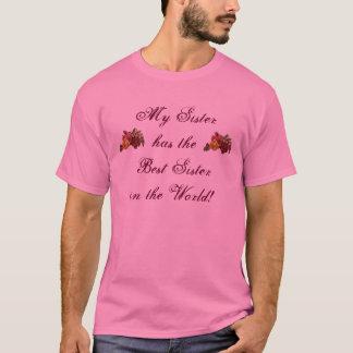 Le meilleur T-shirt de soeur