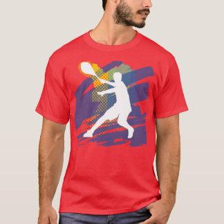 Le meilleur T-shirt de tennis pour des joueurs de