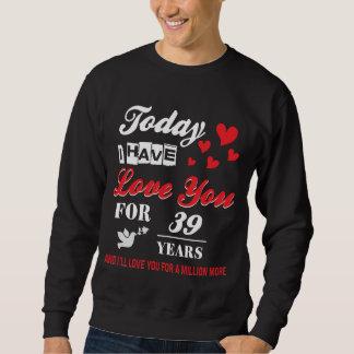 Le meilleur T-shirt pour le trente-neuvième