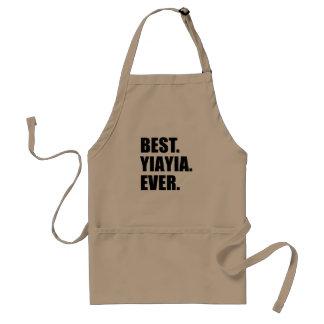 Le meilleur tablier de YiaYia jamais