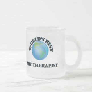 Le meilleur thérapeute de l'art du monde tasse à café