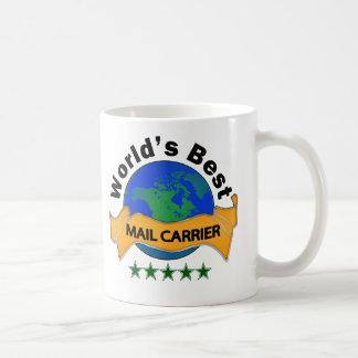 Le meilleur transporteur de courrier du monde mug