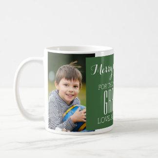 Le meilleur vert de tasse de Noël de grand-maman