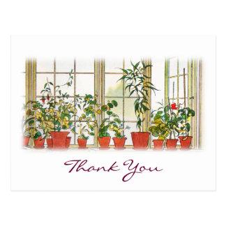 Le Merci de Carl Larsson Carte Postale
