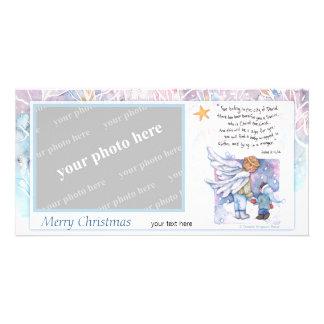 Le message de Noël Photocartes