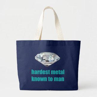 Le métal le plus dur que n'ait jamais connu grand tote bag
