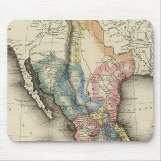 Le Mexique 6 Tapis De Souris
