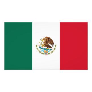 Le Mexique - drapeau mexicain Impressions Photo