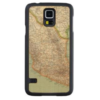 Le Mexique et le Guatemala 3 Coque Galaxy S5 En Érable