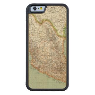 Le Mexique et le Guatemala 3 Coque iPhone 6 Bumper En Érable