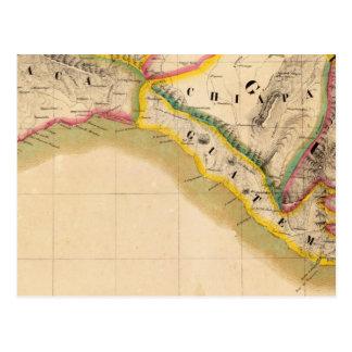 Le Mexique, Guatemala 71 Carte Postale