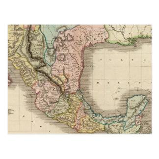Le Mexique, Guatemala Carte Postale