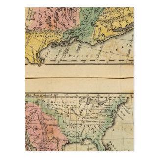 Le Mexique, Guatemala, WI, Amérique du Nord Carte Postale