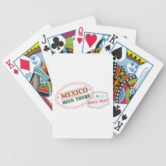 Le Mexique là fait cela Jeux De Cartes