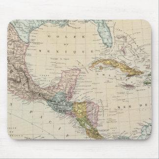 Le Mexique, Panama, Amérique Centrale Tapis De Souris
