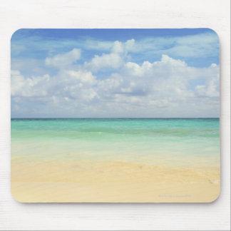 Le Mexique, Playa del Carmen, paysage marin 2 Tapis De Souris