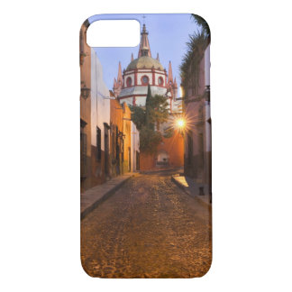 Le Mexique, San Miguel de Allende. Début de la Coque iPhone 7