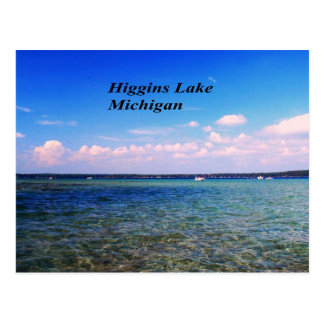 Le Michigan Carte Postale