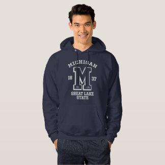 Le Michigan disparaissent le sweatshirt à capuchon