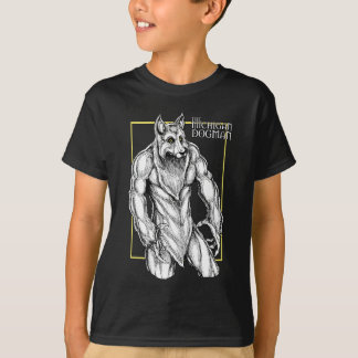 Le Michigan Dogman T-shirt