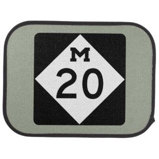Le Michigan M-20 Tapis De Sol