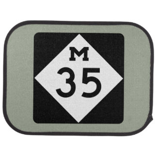 Le Michigan M-35 Tapis De Sol