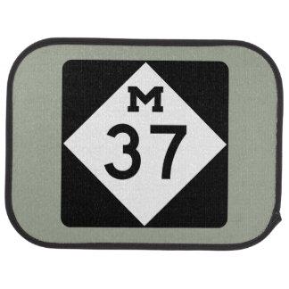 Le Michigan M-37 Tapis De Voiture