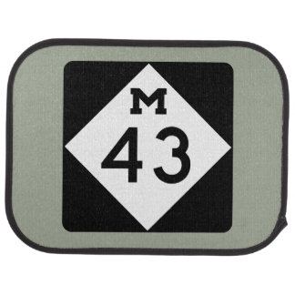 Le Michigan M-43 Tapis De Sol