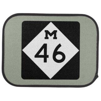 Le Michigan M-46 Tapis De Sol
