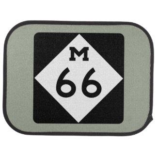Le Michigan M-66 Tapis De Voiture