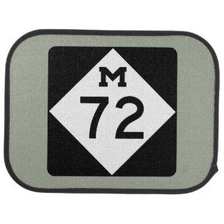 Le Michigan M-72 Tapis De Sol