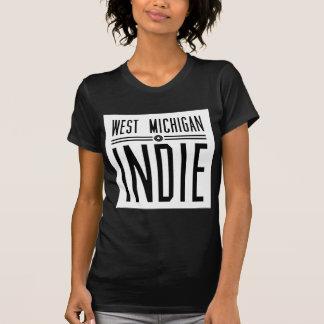 Le Michigan occidental indépendant T-shirt