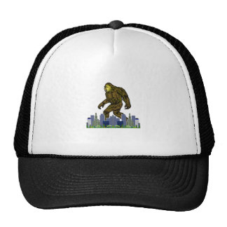 Le mille vert casquettes de camionneur