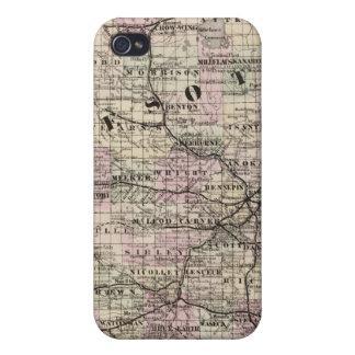 Le Minnesota 9 Coque iPhone 4/4S