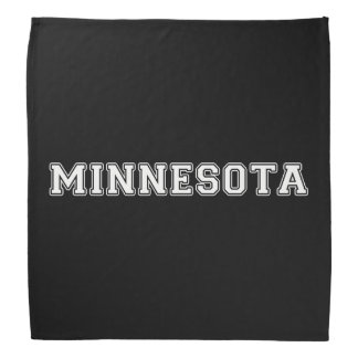 Le Minnesota Bandanas